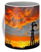 Lubbock Skyline Coffee Mug