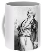 Luigi Lablache (1794-1858) Coffee Mug
