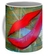 Luscious Lips Coffee Mug