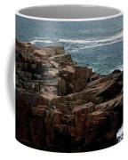 Maine Seascape Coffee Mug