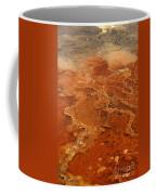 Mammoth Hot Springs Coffee Mug