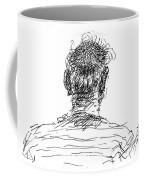Man Head Coffee Mug