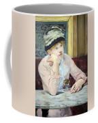 Manet's Plum Brandy Coffee Mug