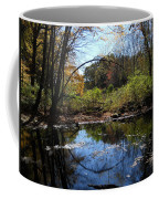 Mansfield Hollow Lake Coffee Mug