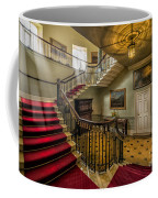 Mansion Stairway Coffee Mug