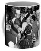 Marilyn Monroe In Korea Coffee Mug