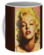 Marilyn Monroe - 100 Dollars Coffee Mug