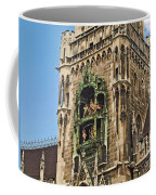 Mechanical Clock In Munich Germany Coffee Mug