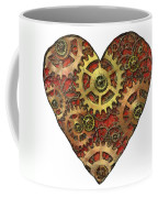 Mechanical Heart Coffee Mug