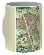 Medieval English Manor Coffee Mug