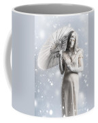 Melancholy Of Infinite Sadness. The White Vampire Coffee Mug