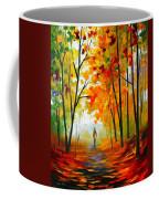 Melody Of Autumn Coffee Mug