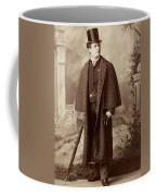 Men's Fashion, C1885 Coffee Mug