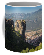 Meteora, Thessaly, Greece. The Eastern Coffee Mug