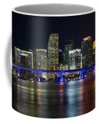 Miami Downtown Skyline Coffee Mug