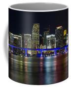 Miami Downtown Skyline Coffee Mug