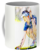 Michelle Wie - Third Round Of The Lpga Lotte Championship Coffee Mug