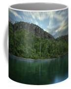 2 Mile Point Cliffs Coffee Mug