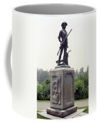 Minutemen Soldier Coffee Mug