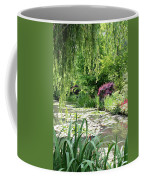 Monets Waterlily Pond Coffee Mug