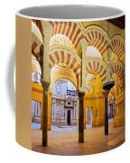 Mosque-cathedral In Cordoba Coffee Mug