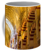 Mosque Cathedral Of Cordoba  Coffee Mug