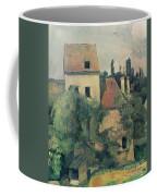 Moulin De La Couleuvre At Pontoise Coffee Mug
