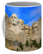 Mount Rushmore South Dakota Coffee Mug