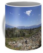 Mount Tallac Trailhead  Coffee Mug