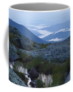 Mt. Washington Blue Hour Coffee Mug