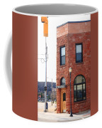 Munising Michigan - City Hall Coffee Mug