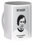 My Maradona Soccer Legend Poster Coffee Mug