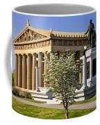 Nashville Parthenon Coffee Mug