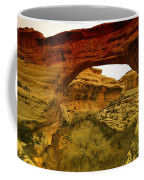 Natural Bridge Coffee Mug by Jeff Swan