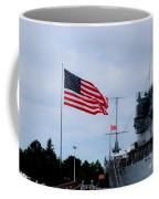 Naval Park And Museum Coffee Mug