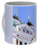 Nevsky Cathedral - Tallin Estonia Coffee Mug