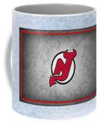 New Jersey Devils Coffee Mug