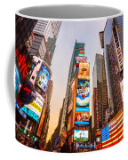 New York City - Times Square Coffee Mug