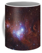 Ngc 2264, The Cone Nebula Region Coffee Mug