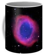 Ngc 7293 The Helix Nebula Coffee Mug