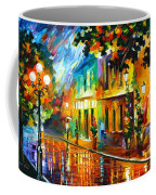 Night Flowers Coffee Mug