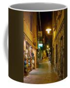 Night. Sirmione. Lago Di Garda Coffee Mug