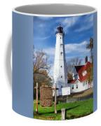 North Point Lighthouse Coffee Mug