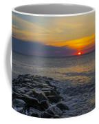 North Wildwood Sunrise Coffee Mug
