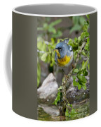 Northern Parula Coffee Mug