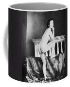 Nude Posing, C1850 Coffee Mug