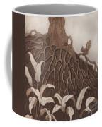 Nut Maze Coffee Mug