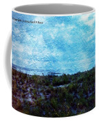Ocean As A Painting Coffee Mug