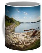 Ohio River At Elizabethtown Illinois Coffee Mug