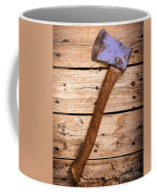 Old Axe Coffee Mug